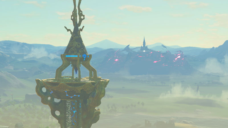 The Legend of Zelda: Breath of the Wild - Screenshot 6