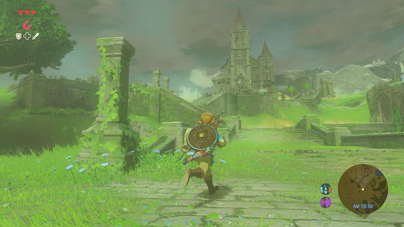The Legend of Zelda: Breath of the Wild - Limited Edition - Screenshot 8
