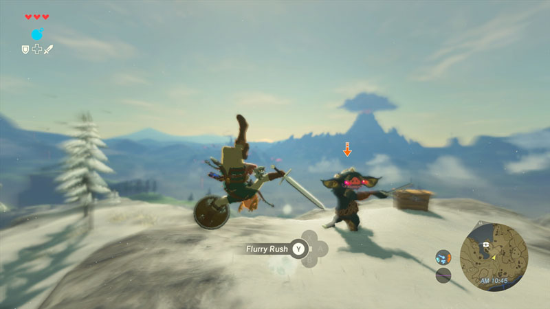 The Legend of Zelda: Breath of the Wild - Limited Edition - Screenshot 9