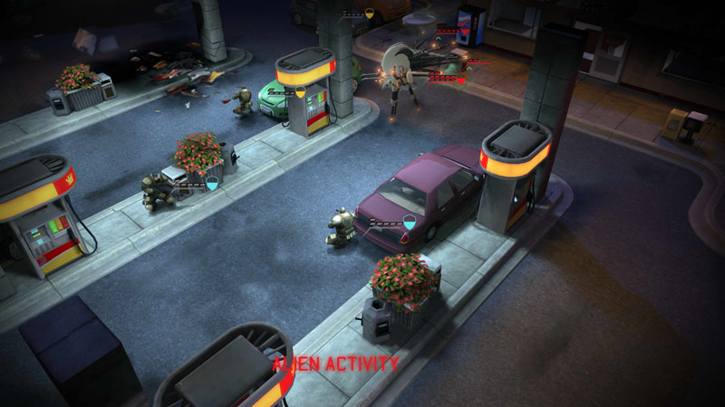 XCOM: Enemy Unknown - Screenshot 7
