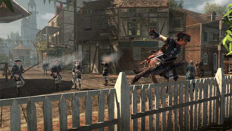 Assassin's Creed III: Liberation - Screenshot 1