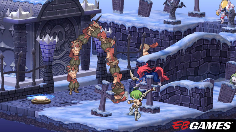 Disgaea Triple Play Collection - Screenshot 12