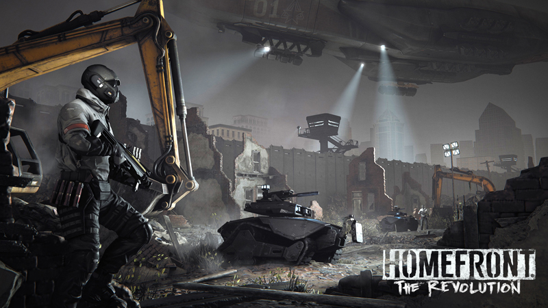 Homefront: The Revolution - Screenshot 3