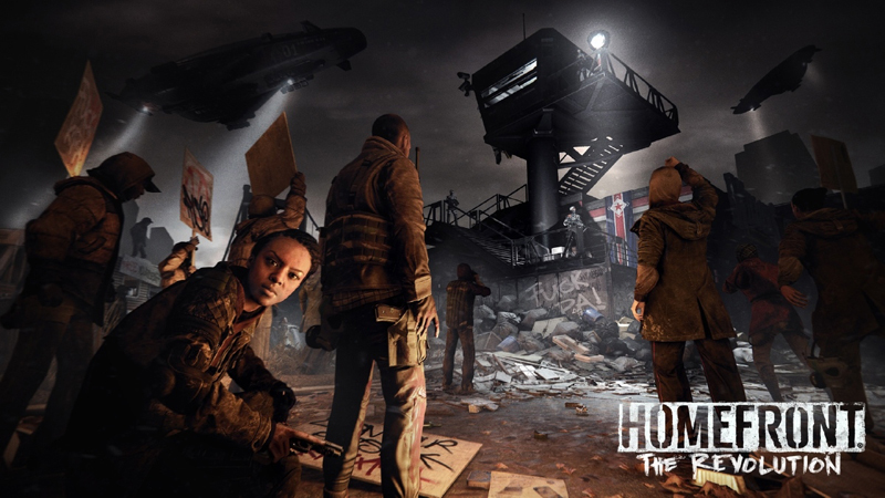 Homefront: The Revolution - Screenshot 17
