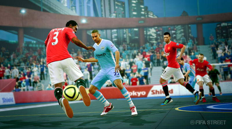 FIFA Street - Screenshot 4