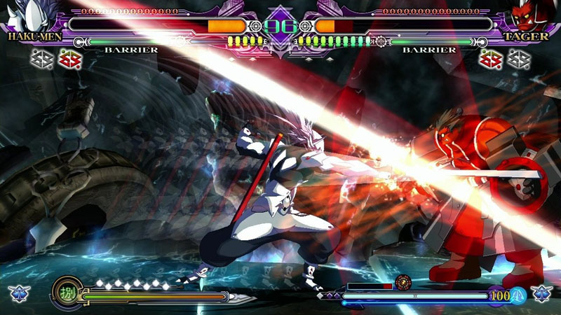 BlazBlue Continuum Shift Extend - Screenshot 6