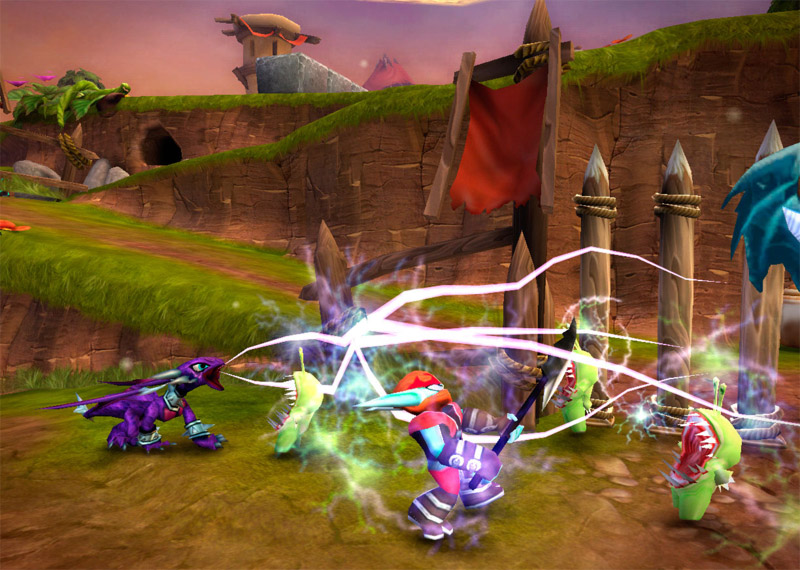 Skylanders Giants Portal Owners Pack - Screenshot 4