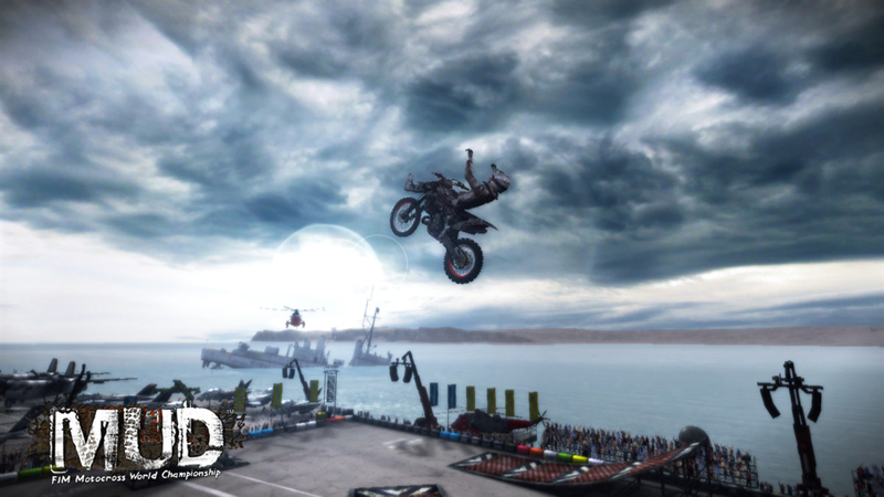 MUD - FIM Motocross World Championship - Screenshot 3