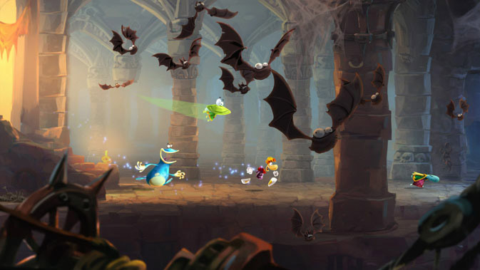 Rayman Legends - Screenshot 5