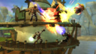 PlayStation All-Stars: Battle Royale - Screenshot 3