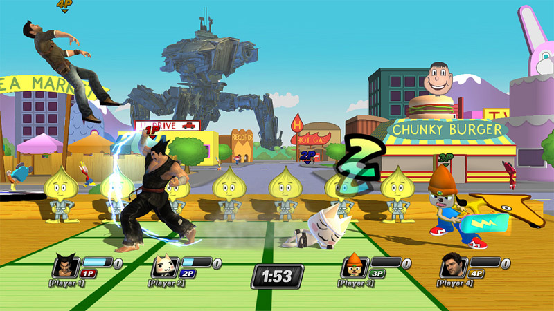 PlayStation All-Stars: Battle Royale - Screenshot 10