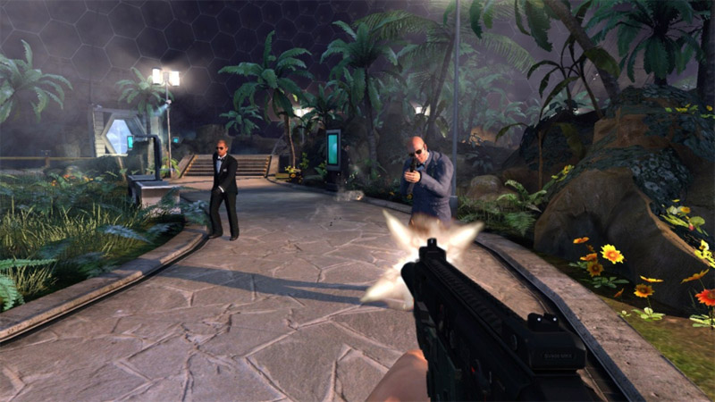 007 Legends - Screenshot 1