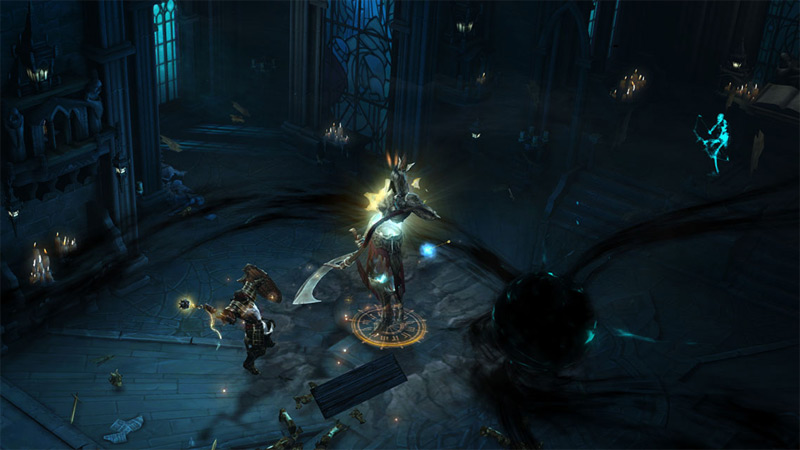 Diablo III: Reaper of Souls Ultimate Evil Edition - Screenshot 4