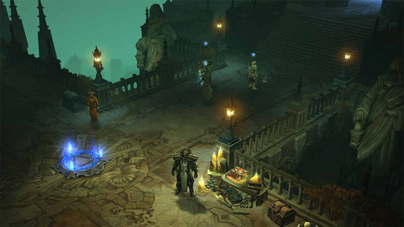 Diablo III: Reaper of Souls - Screenshot 2