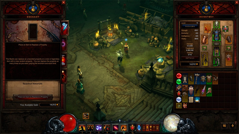 Diablo III: Reaper of Souls - Screenshot 5