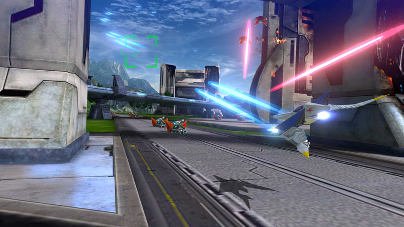 Star Fox Zero - Screenshot 10