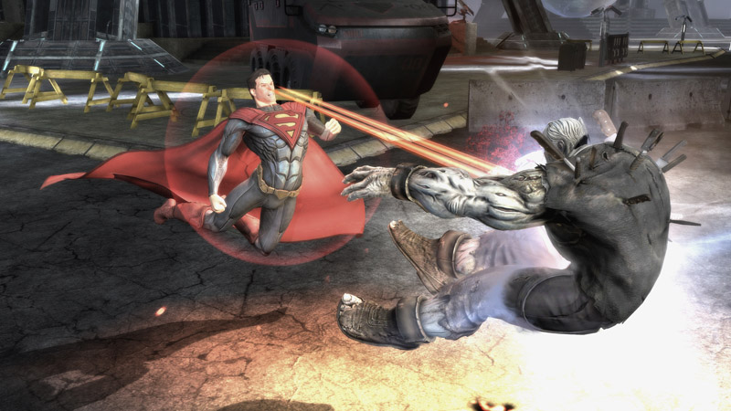 Injustice: Gods Among Us - Screenshot 2