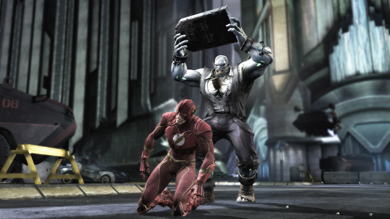 Injustice: Gods Among Us Ultimate Edition - Screenshot 3