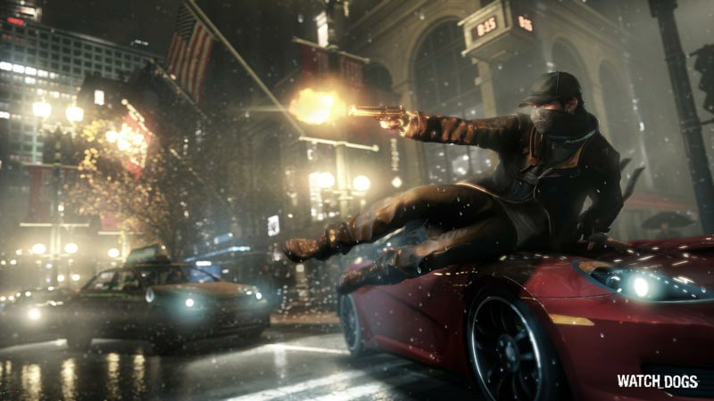 Watch_Dogs Complete Edition - Screenshot 2