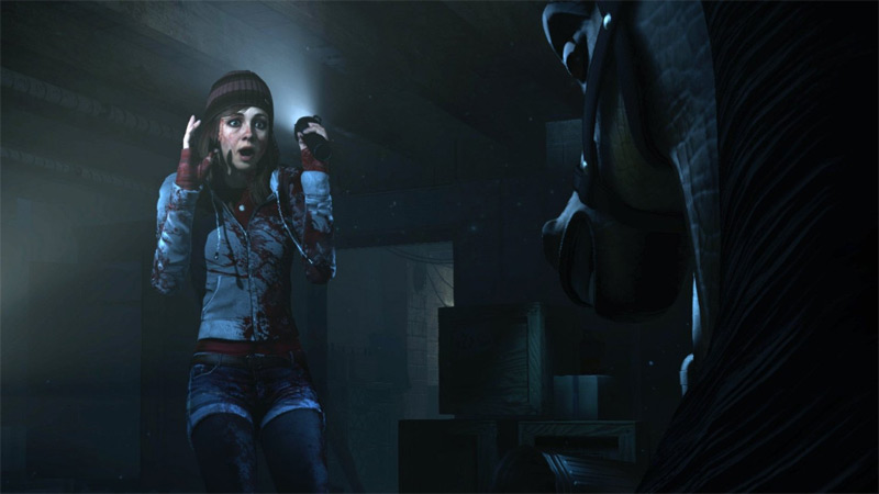 Until Dawn - Screenshot 1