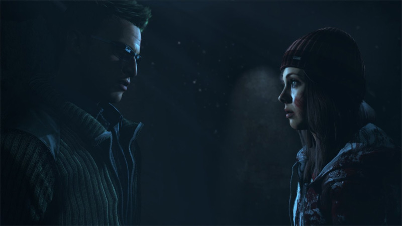 Until Dawn - Screenshot 2
