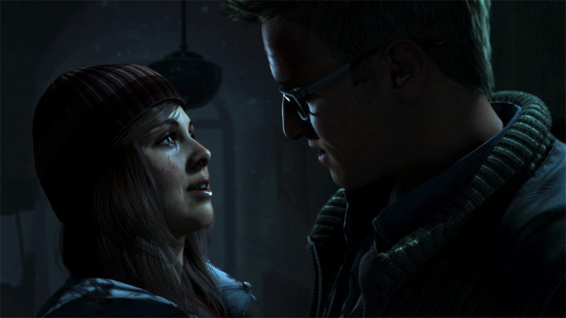 Until Dawn - Screenshot 3