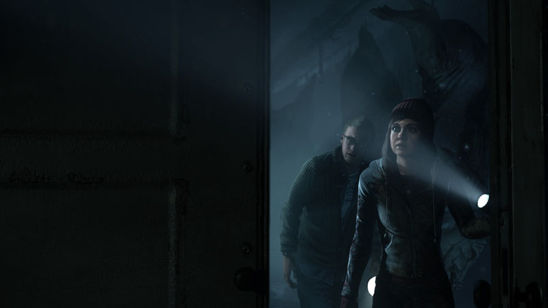 Until Dawn - Screenshot 4