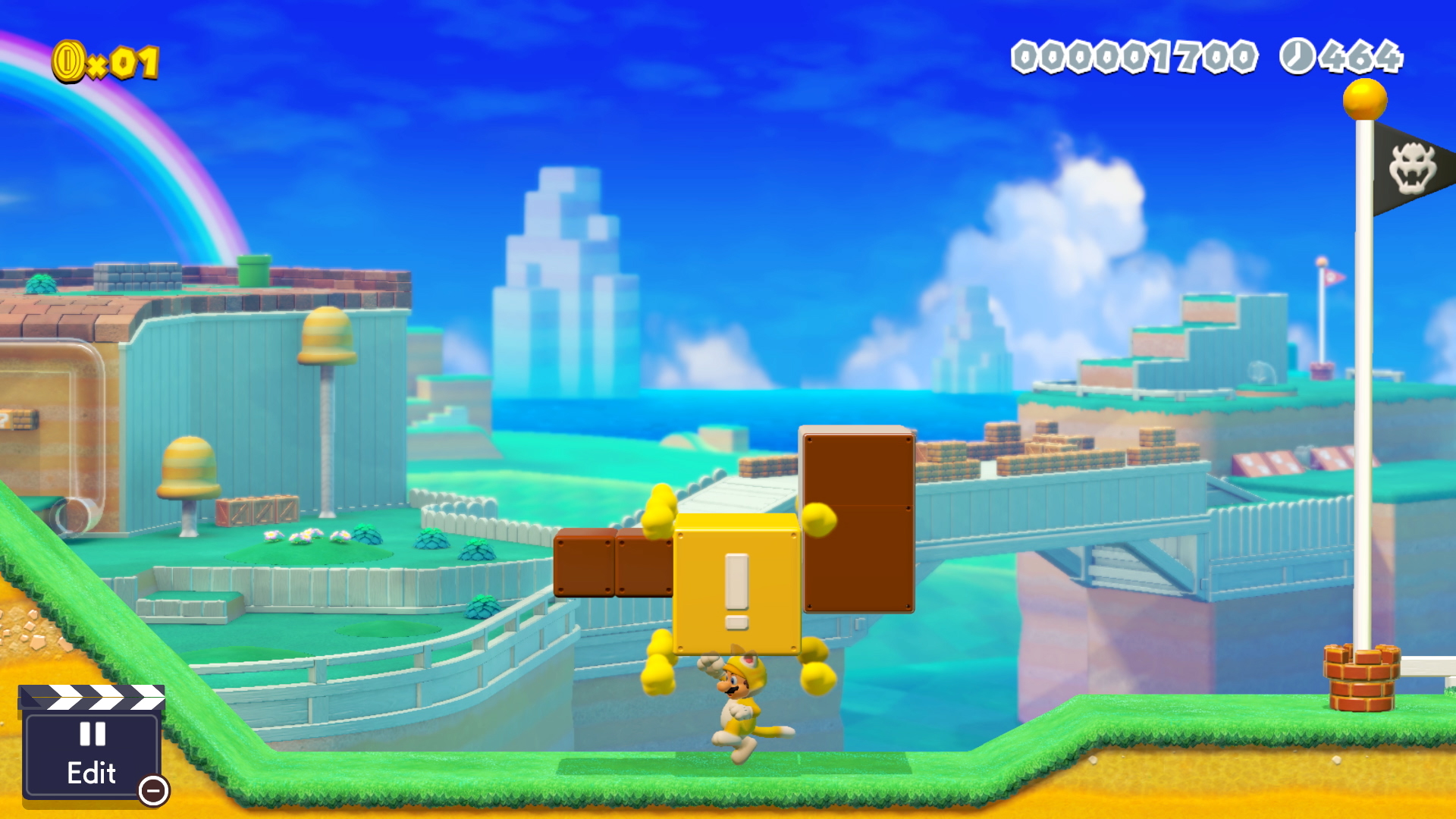 Super Mario Maker 2 - Screenshot 13