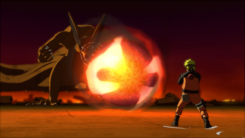 Naruto Ultimate Ninja Storm 3 - Screenshot 5