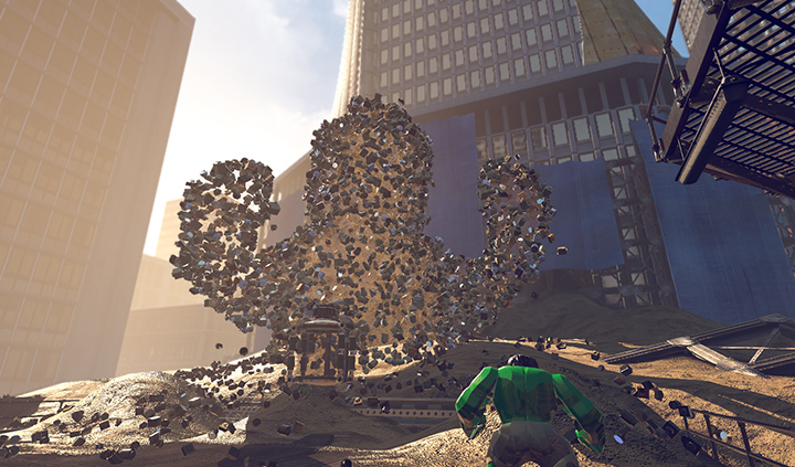 LEGO Marvel Super Heroes - Screenshot 5