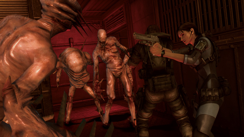 Resident Evil: Revelations - Screenshot 2