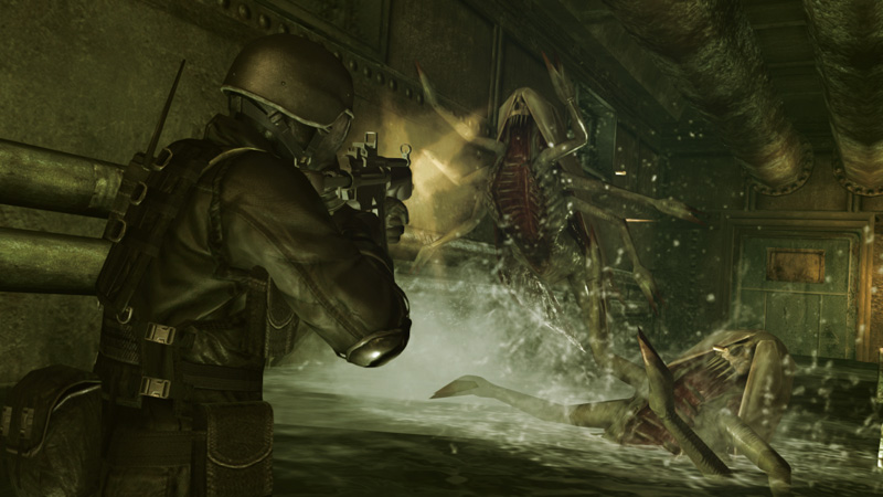 Resident Evil: Revelations - Screenshot 1