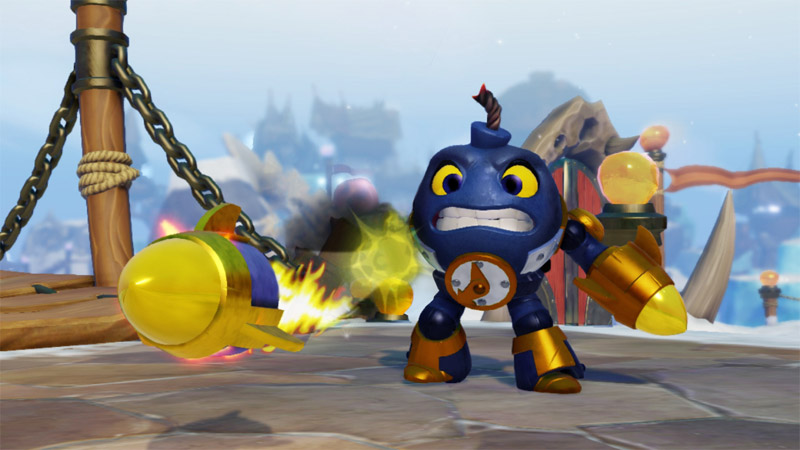 Skylanders SWAP Force Portal Pack - Screenshot 2