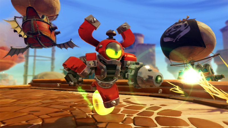 Skylanders SWAP Force Dark Edition Starter Pack - Screenshot 6