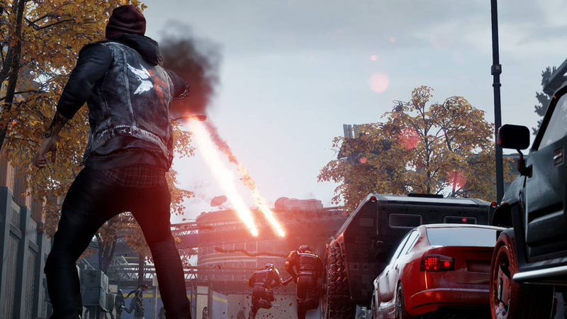inFAMOUS: Second Son - Screenshot 5