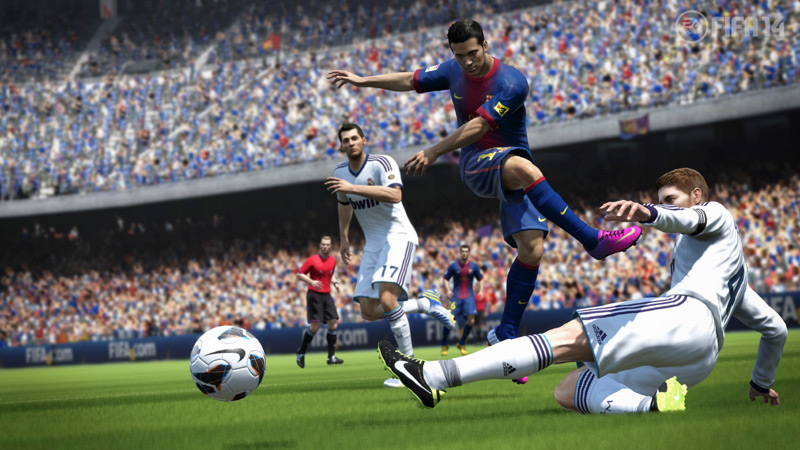 FIFA 14 - Screenshot 2