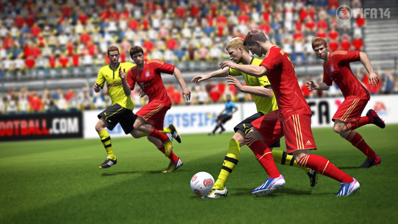 FIFA 14 Limited Edition - Screenshot 1