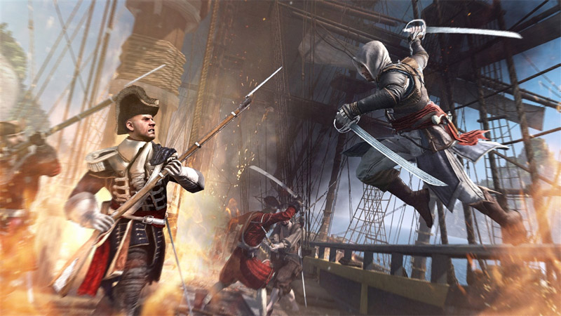 Assassin's Creed IV: Black Flag - Skull Edition - Screenshot 5