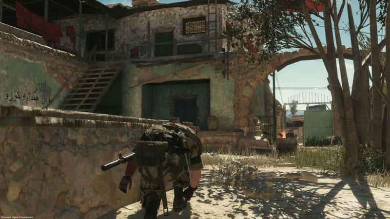 Metal Gear Solid V: Definitive Experience - Screenshot 8