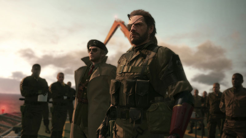 Metal Gear Solid V: The Phantom Pain - Screenshot 4