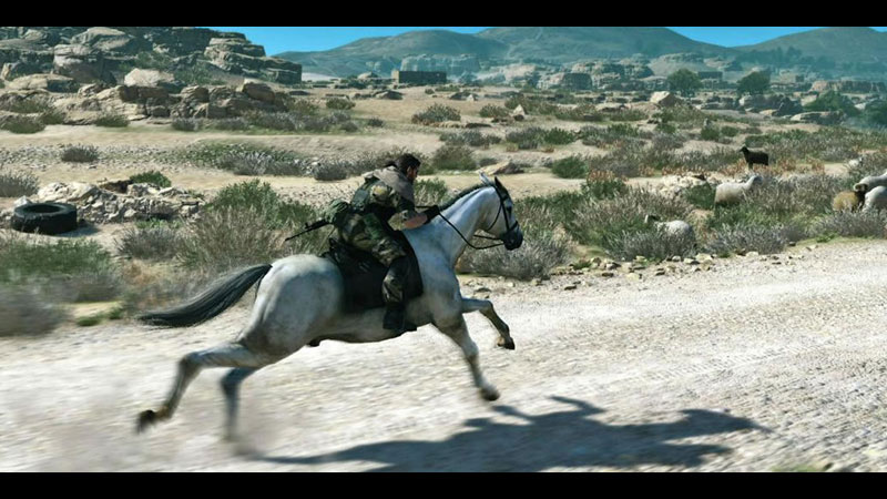 Metal Gear Solid V: The Phantom Pain - Screenshot 10