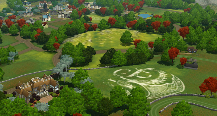 The Sims 3: Dragon Valley - Screenshot 2