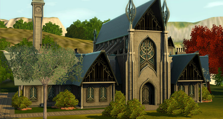 The Sims 3: Dragon Valley - Screenshot 3