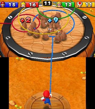 Mario Party: Island Tour 3DS (Nintendo Select) - Screenshot 3