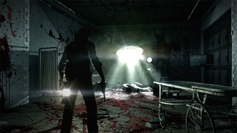 The Evil Within - Screenshot 2