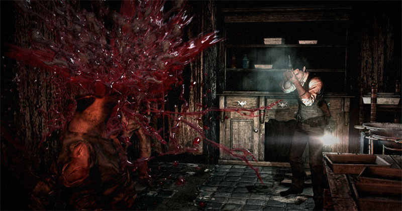 The Evil Within - Screenshot 3