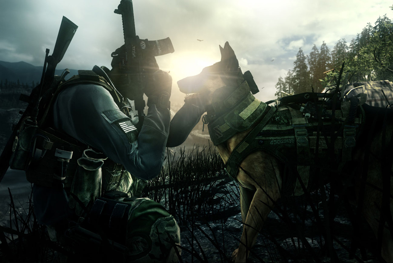 Call of Duty: Ghosts - Screenshot 2
