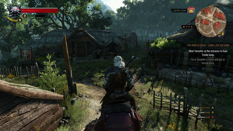 The Witcher 3: Wild Hunt Game of the Year Edition - Screenshot 1