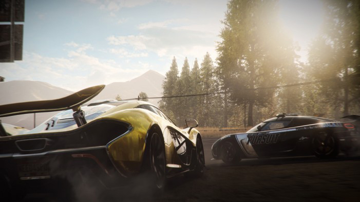 Need for Speed: Rivals - Screenshot 5