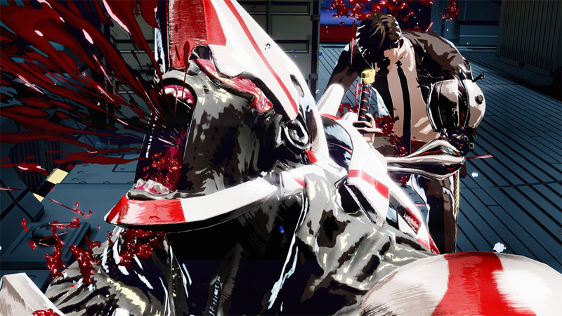 Killer is Dead - Screenshot 1